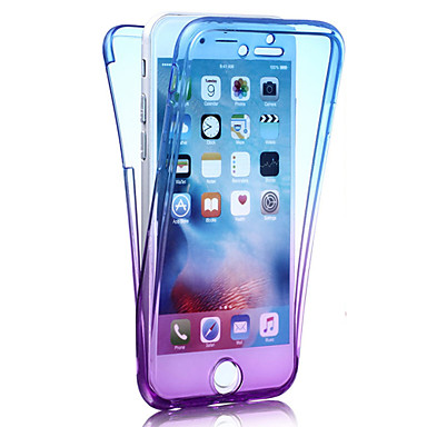 coque pour apple iphone 8 iphone 8 plus iphone 7 antichoc coque int grale d grad de couleur. Black Bedroom Furniture Sets. Home Design Ideas