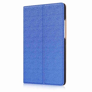 8 inç Huawei onur tabletin 2 uyku düz renk desen pu deri çanta (jdn-al00 ve jdn-w09)