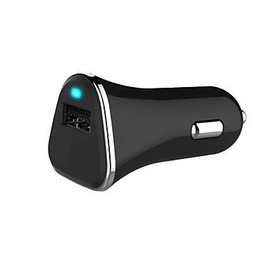 Ładowarka samochodowa Telefonowa ładowarka USB Uniwersalny Szybkie ładowanie 1 port USB 3A DC 12V-24V Do smartfona Do tabletu