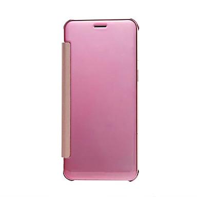 tok Για Samsung Galaxy J7 Prime J5 Prime Επιμεταλλωμένη Ανοιγόμενη Πλήρης κάλυψη Συμπαγές Χρώμα Σκληρή PU Δέρμα για On7(2016) On5(2016)