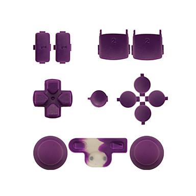 csere vezérlő esetében szerelőkészlet beállított PS3 kontroller narancs / lila / rózsaszín