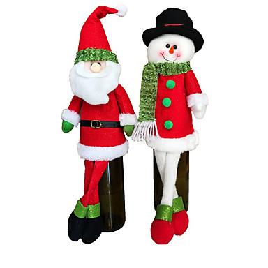 1szt Bałwan Santa Zdobienia Impreza, Dekoracje świąteczne Ozdoby świąteczne