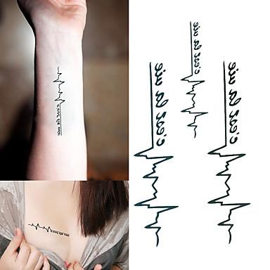 1 Κινούμενα σχέδια Σειρά Άνιμαλ Αυτοκόλλητα Τατουάζ