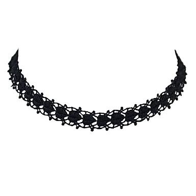 Γυναικεία Κολιέ Τσόκερ Κοσμήματα Δαντέλα Πανκ Στυλ Κοσμήματα Για Καθημερινά Causal Αθλητικά