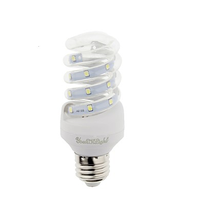 E26/E27 LED Λάμπες Καλαμπόκι T 12 leds SMD 2835 Διακοσμητικό Θερμό Λευκό Ψυχρό Λευκό 420lm 3000/6000K AC 220-240V