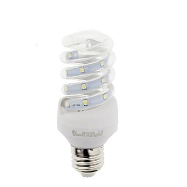 E26/E27 LED Mısır Işıklar T 12 led SMD 2835 Dekorotif Sıcak Beyaz Serin Beyaz 420lm 3000/6000K AC 220-240V