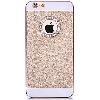Para iPhone X iPhone 8 iPhone 7 iPhone 7 Plus iPhone 6 iPhone 6 Plus Capinha iPhone 5 Case Tampa Com Strass Capa Traseira Capinha Glitter