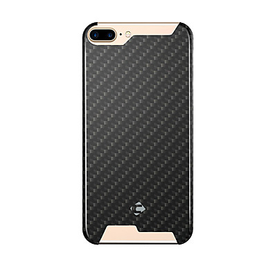 Etui Käyttötarkoitus iPhone 7 / iPhone 7 Plus / iPhone 6s Plus iPhone 8 / iPhone 8 Plus / iPhone 7 Iskunkestävä Takakuori Geometrinen