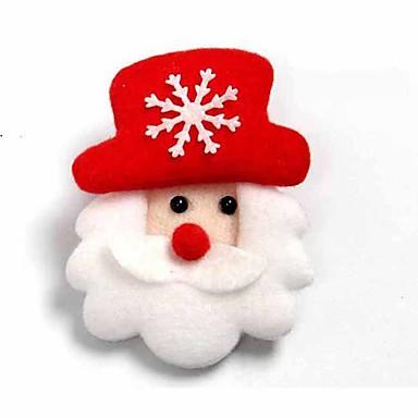 4db akril hóember 7colorful dekoráció hangulat lámpa újdonság világítás karácsonyi fény
