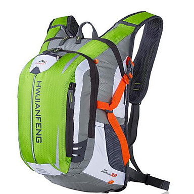 20 L Sırt Çantası Paketleri Bisiklet Sırt Çantası sırt çantası Tırmanma Serbest Sporlar Bisiklete biniciliği / Bisiklet Kamp & Yürüyüş Su