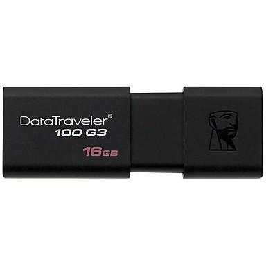 Kingston USB-muistitikun dt100g3 usb 3.0 pendrive 16GB muistitikusta pendrive usb muistitikku flash