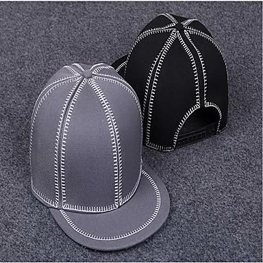 Şapka Sıcak Tutma Rahat için Beyzbol Moda Kanvas