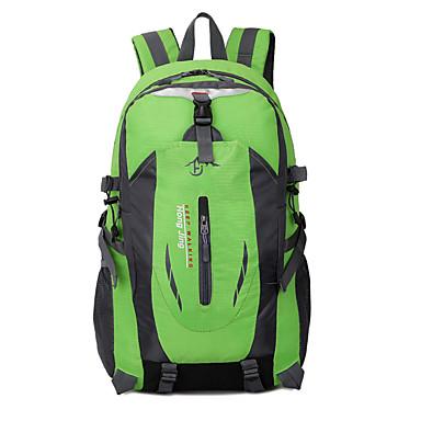 45 L Plecaki turystyczne Camping & Turystyka Wodoodporny Zdatny do noszenia Oddychający Nylon