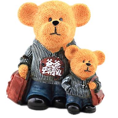 Κουμπαράς Παιχνίδια Αρκούδα Πρωτότυπες Πλαστική ύλη Αγορίστικα Κοριτσίστικα Κομμάτια