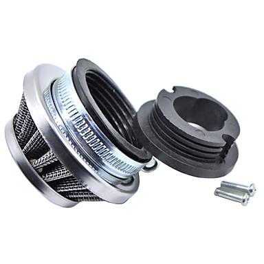 economico Componenti dell'accensione-mini filtro aria motocross pocket bike mini quad motor + presa collettore aspirazione 49cc