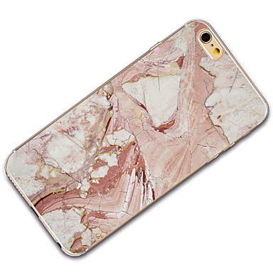 iPhone disegno X Fantasia 7 Plus iPhone Effetto Custodia 8 iPhone iPhone 7 iPhone retro Per Per TPU per iPhone 6 Apple marmo X 05419526 Morbido YqWpTY6