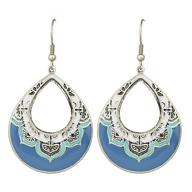 Damskie Kolczyki wiszące Biżuteria Stop Biżuteria Impreza Codzienny Casual Biżuteria kostiumowa