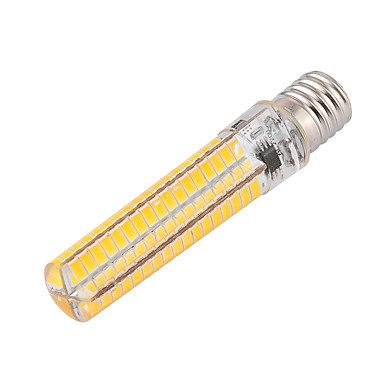 YWXLight® E14 LED Corn Lights 136 SMD 5730 1200-1400 lm Warm White Cold White Dimmable Decorative V 1pc
