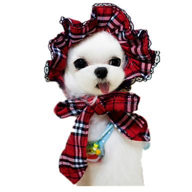 Kot Pies Bandany i kalepusiki Ubrania dla psów Codzienne Naszywka Kostium Dla zwierząt domowych