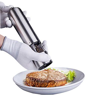 Rozsdamentes acél Kreatív Konyha Gadget Mert főzőedények Őrlőgép, 1db