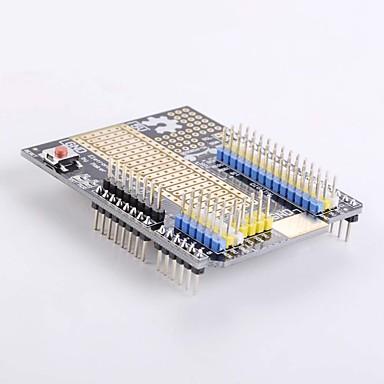 Crab Kingdom® Single Chip Mikrotietokone Toimistoon ja opetukseen 6.8*5.3*1.8
