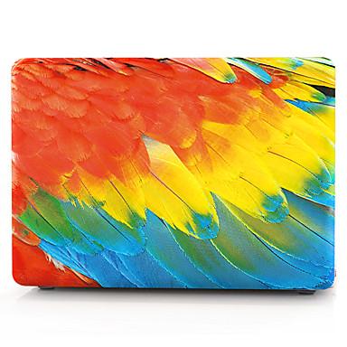 MacBook صندوق حالات المحمول إلى لون متغاير الريش بلاستيك MacBook Air 13-inch MacBook Pro 13-inch MacBook Air 11-inch Macbook MacBook Pro