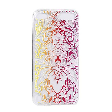 etui phoenix flower tpu do touch5 6 ipod cases / covers ipod accessories