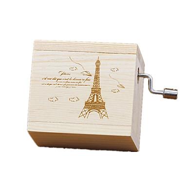 Μουσικό Κουτί Παιχνίδια Τετράγωνο Πύργος Γλυκός Ειδικό Δημιουργικό Κομμάτια Αγορίστικα Κοριτσίστικα Γενέθλια Ημέρα του Αγίου Βαλεντίνου Η