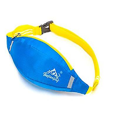 20 L Bel Çantaları Tırmanma Bisiklete biniciliği/Bisiklet Koşma Su Geçirmez Nefes Alabilir Darbeye Dayanıklı Naylon