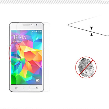 mare transparență mată ecran LCD de protector pentru Samsung Galaxy mare prim (3 piese)