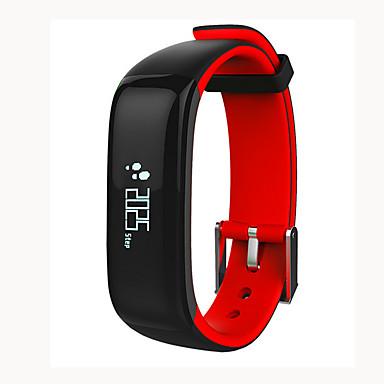 P1 älykäs rannekoru / verenpainemittari / kalorien palamista monitorin / askelmittarit / sykemittari / herätyskello / matka seuranta