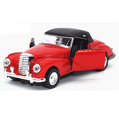 Jucării pentru mașini Model Mașină Jucării Educaționale Jucarii Novelty Simulare Muzică și lumină Mașină Aliaj Metalic MetalPistol Aliaj