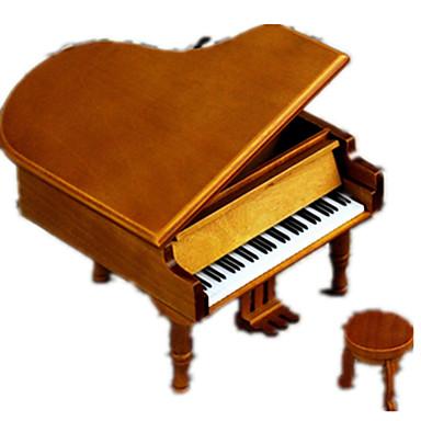 Music Box Drewno Klasyczne i ponadczasowe Chłopcy Dziewczęce 5-7 lat 14 lat i powyżej