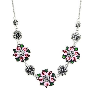 Γυναικεία Κρεμαστά Κολιέ Κράμα Κοσμήματα Βασικό Μοντέρνα Ασημί Κοσμήματα Causal 1pc