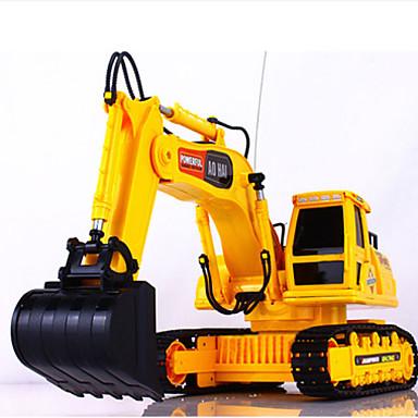 Speeltjes Constructievoertuig Speeltjes Graafmachine Stuks Kinderen Geschenk