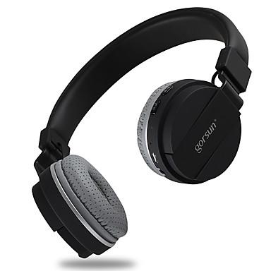 Gorsun GS-E1 Bezprzewodowy/a Słuchawki Dynamiczny Plastikowy Telefon komórkowy Słuchawka Izolacja akustyczna z mikrofonem Z kontrolą