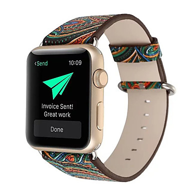 Watch Band na Apple Watch Series 3 / 2 / 1 Apple Opaska na nadgarstek Klasyczna klamra