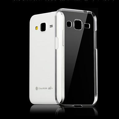 Cas De Tpu Couleur Blanche Pour Samsung Galaxy J1 (2016) DHb1ySh