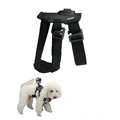 Coleira de Câmera para Cachorros Montagem Para Câmara de Acção Gopro 5 Gopro 4 Gopro 3 Gopro 3+ Gopro 2