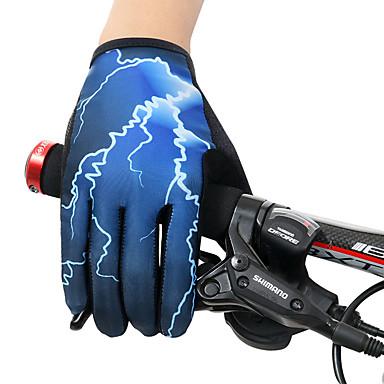 XINTOWN Aktiivi/ Urheilukäsineet Juoksuhanskat Kosketusnäyttökäsineet Pyöräilyhanskat Nopea kuivuminen Ultraviolettisäteilyn kestävä