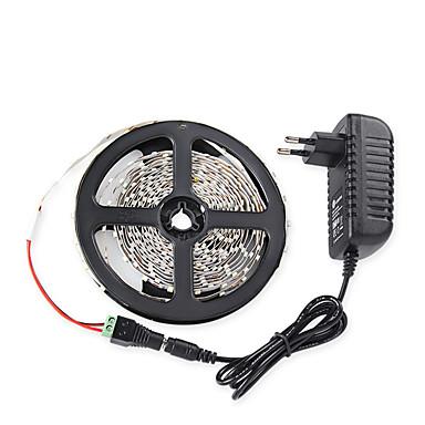 Bare De Becuri LED Rigide 300 LED-uri Alb Cald Alb Verde Galben Albastru Roșu Telecomandă Ce poate fi Tăiat Intensitate Luminoasă