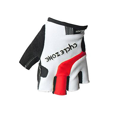 قفازات أنشطة / قفازات الرياضة الجميع قفازات الدراجة الربيع الصيف قفازات ركوب الدراجةالمضادة للالإنزلاق صدمات متنفس سترة واقيه يمكن
