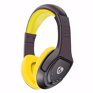 OVLENG MX333 Kablosuz Kulaklıklar Dinamik Plastik Cep Telefonu Kulaklık Ses Kontrollü Mikrofon ile Gürültü izolasyon kulaklık