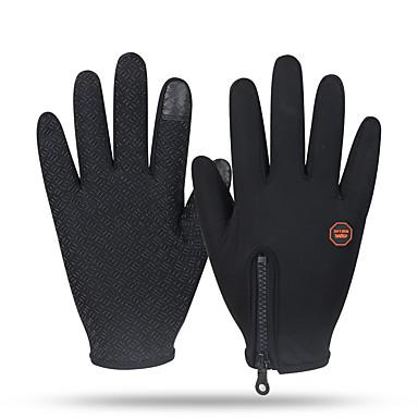 XINTOWN Activități/ Mănuși de sport Προστατευτικά γάντια τρεξίματος Mănuși Touch Mănuși pentru ciclism Keep Warm Rezistent la Vânt