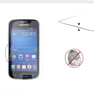 высокая прозрачность HD ЖК-экран протектор для Samsung Galaxy тенденция облегченной s7390 (3 шт)