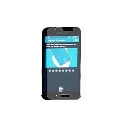 υψηλή διαφάνεια οθόνη LCD προστάτης ματ με πανί καθαρισμού για μίνι Samsung Galaxy S5 (5 τεμάχια)