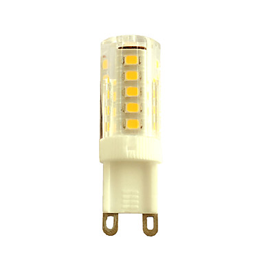 e14 g9 g4 οδήγησε φώτα διπλής καρφίτσας t 33led smd 2835 280-350lm ζεστό λευκό κρύο λευκό διακοσμητικό ac110 ac220v