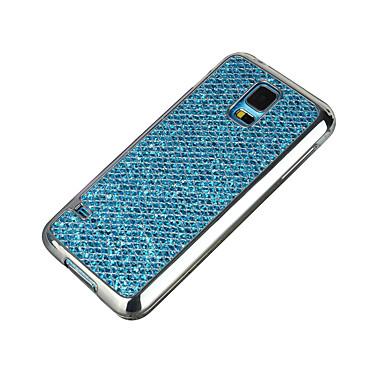 Kılıf Na Samsung Galaxy S7 edge S7 Galwanizowane Etui na tył Połysk Miękkie TPU na S7 edge S7 S6 edge plus S6 edge S6 S5 Mini S5 S4 Mini