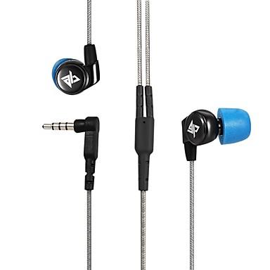 Neutralny wyrobów R1S Słuchawki dokanałoweForOdtwarzacz multimedialny / tablet Telefon komórkowy KomputerWithz mikrofonem DJ Radio FM