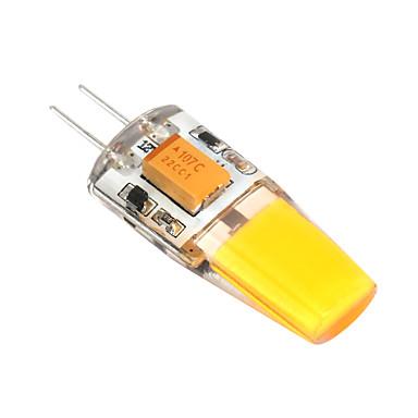 2w g4 led-bi-pin valot t smd 2835 250-280 lm lämmin valkoinen / viileä valkoinen koriste ac / dc 12 v 1 kpl